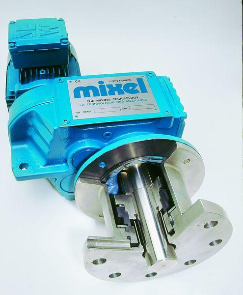 L Agitateur rig : visualiser l'agitateur rig - mixel | mixel - fabricant d