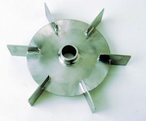 Rushton turbine Mixel