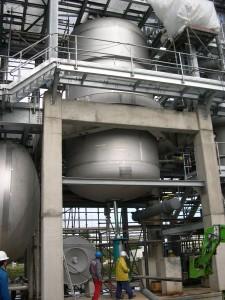 BOTTOM JET agitator by Mixel - chemistry